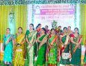 Maratha Teli SamajMahila haldi kunku programme Amravati