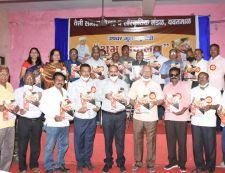 Teli Samaj Vivah Sanskrutik Mandal Yavatmal Vadhu Var paryacha pustika prakashan