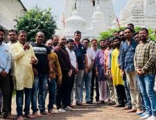 Telghani Board Chhattisgarh Adhyaksh Sandeep Sahu Welcome