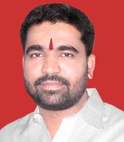 Anand Deshmane elected as chairman of sant santaji jagnade maharaj utsav
