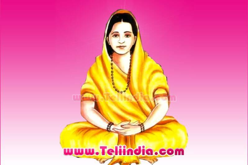 bhaktin Rajim Mata pauranik historical Janashruti Story