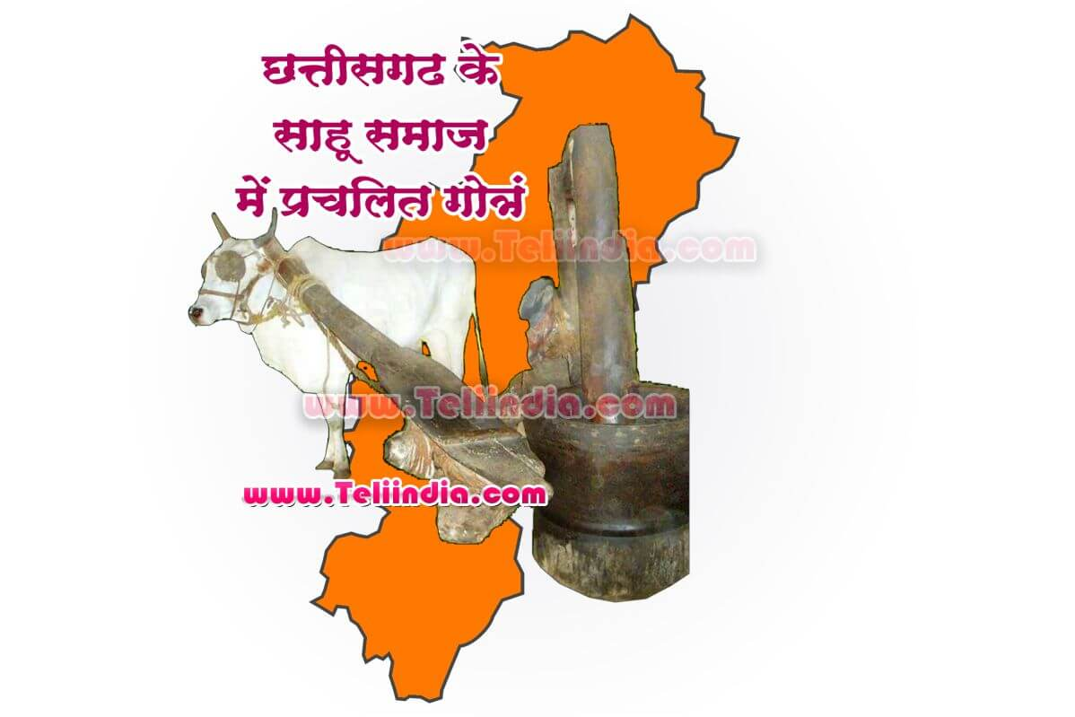 Teli Sahu Samaj Gotra Chhattisgarh | Chhattisgarh Teli Sahu Samaj Gotra