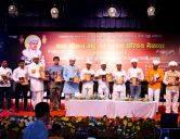 Ahmednagar teli samaj vadhu var melava 2017