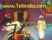 Bhavani Mata, Teli samaj and janakoji Bhagat