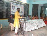 Nandurbar Teli Samaj Vijay Chaudhari pradesh adhyaksh BJP OBC Morcha