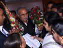 Sahu Teli Samaj meet to chief minister Bhupesh Baghel Chhattisgarh