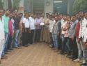 Teli Samaj Ghoti Protest over Rape incident
