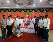Teli Samaj Mauda Sant santaji maharaj jagnade Puja